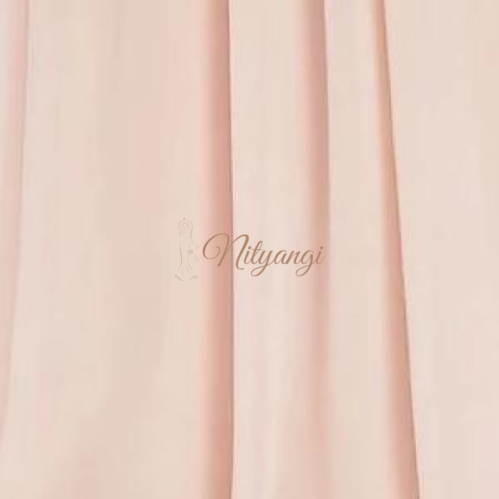Chiffon Swatches (Classic Collection - Chiffon Bridesmaid Gowns) Blush Infinity Wear
