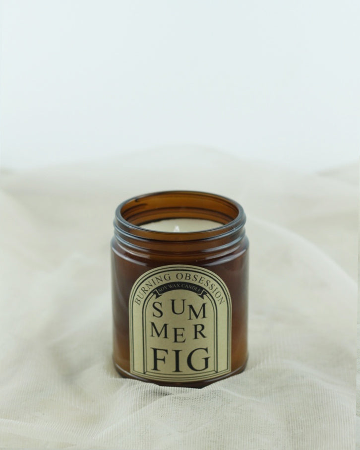 Summer Fig-Aromatherapy-Candle-Essential-Oil-Soy-Candle
