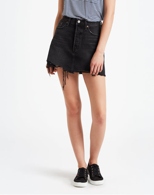 "The ""ILL FATED"" Deconstructed Skirt 