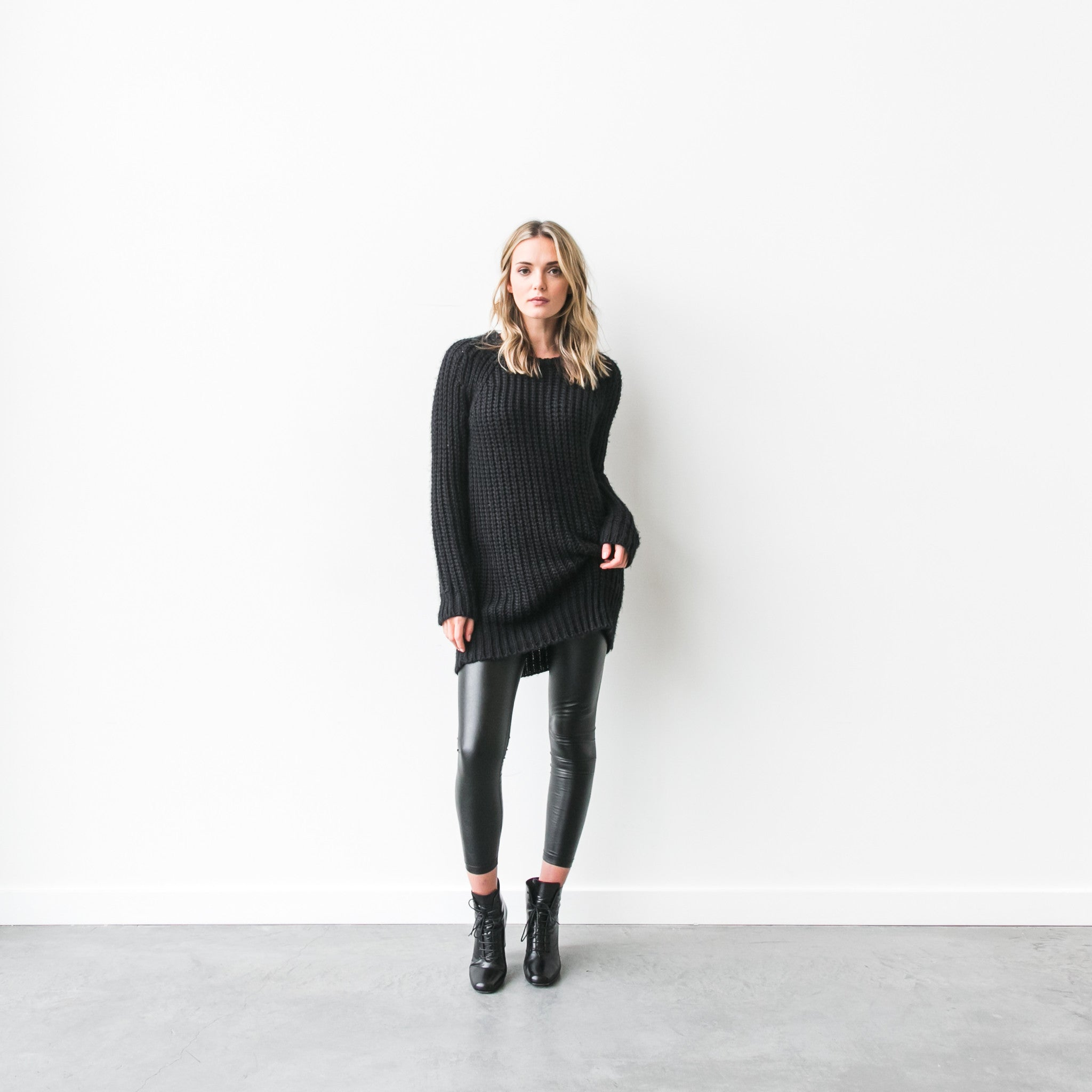 "The ""Elson"" Chunky Tunic"
