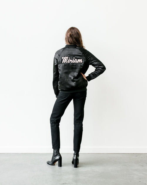 "The ""COURTNEY"" Bomber 