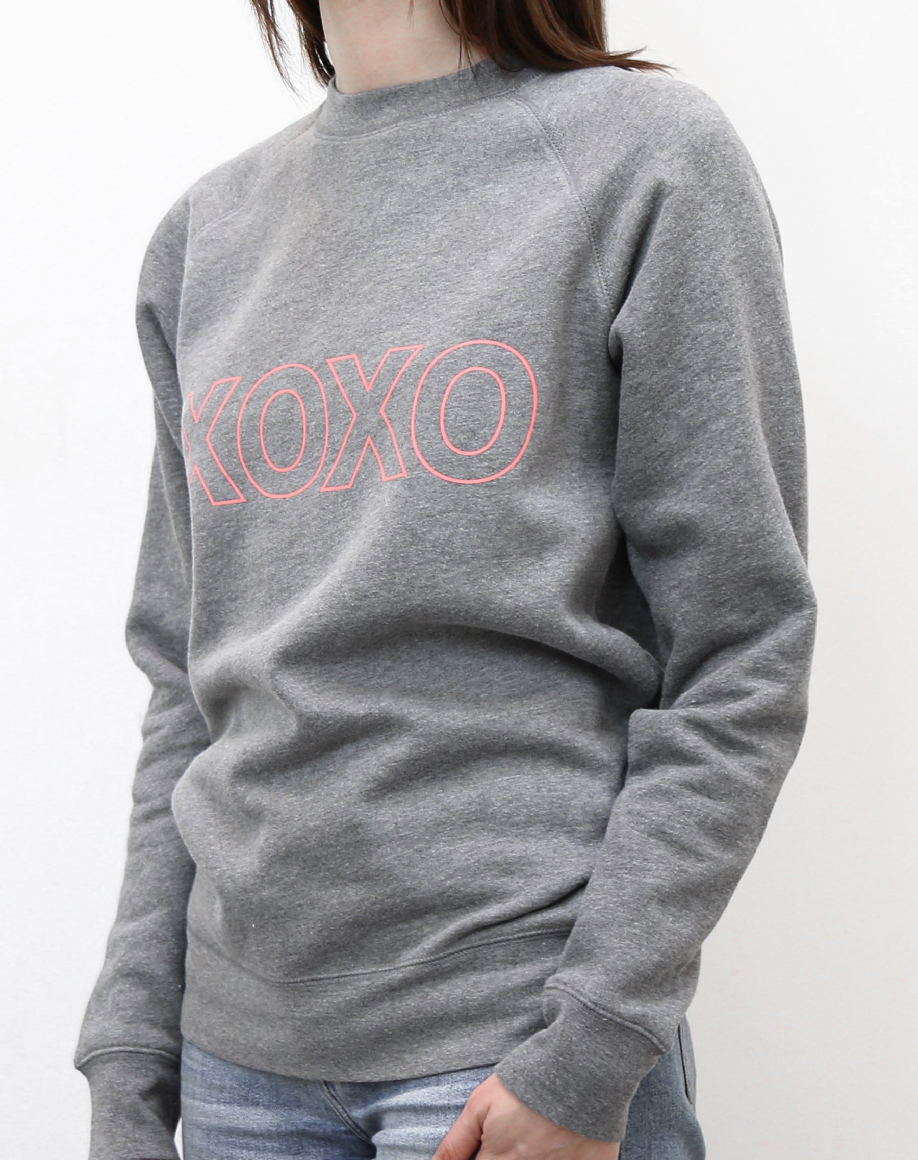 "The ""XOXO"" Crew Neck Sweatshirt 