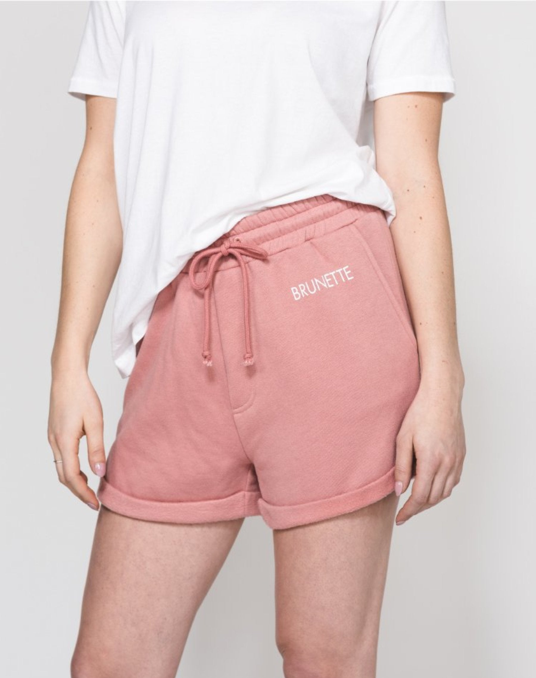 "The ""BRUNETTE"" Shorts 