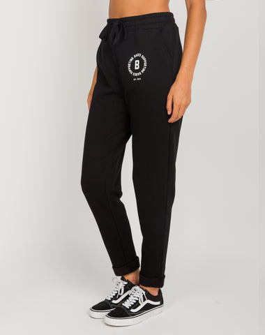 "The ""GIRLS"" Printed Joggers"