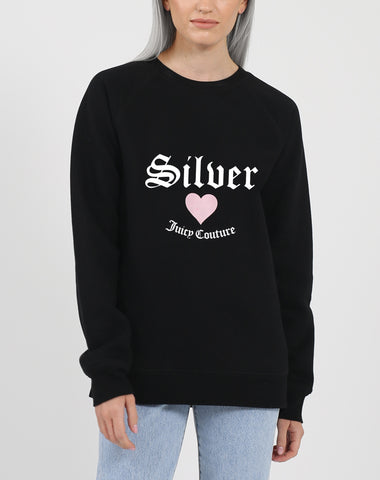 "The ""REDHEAD"" Pink Leopard Middle Sister Crew Neck Sweatshirt 