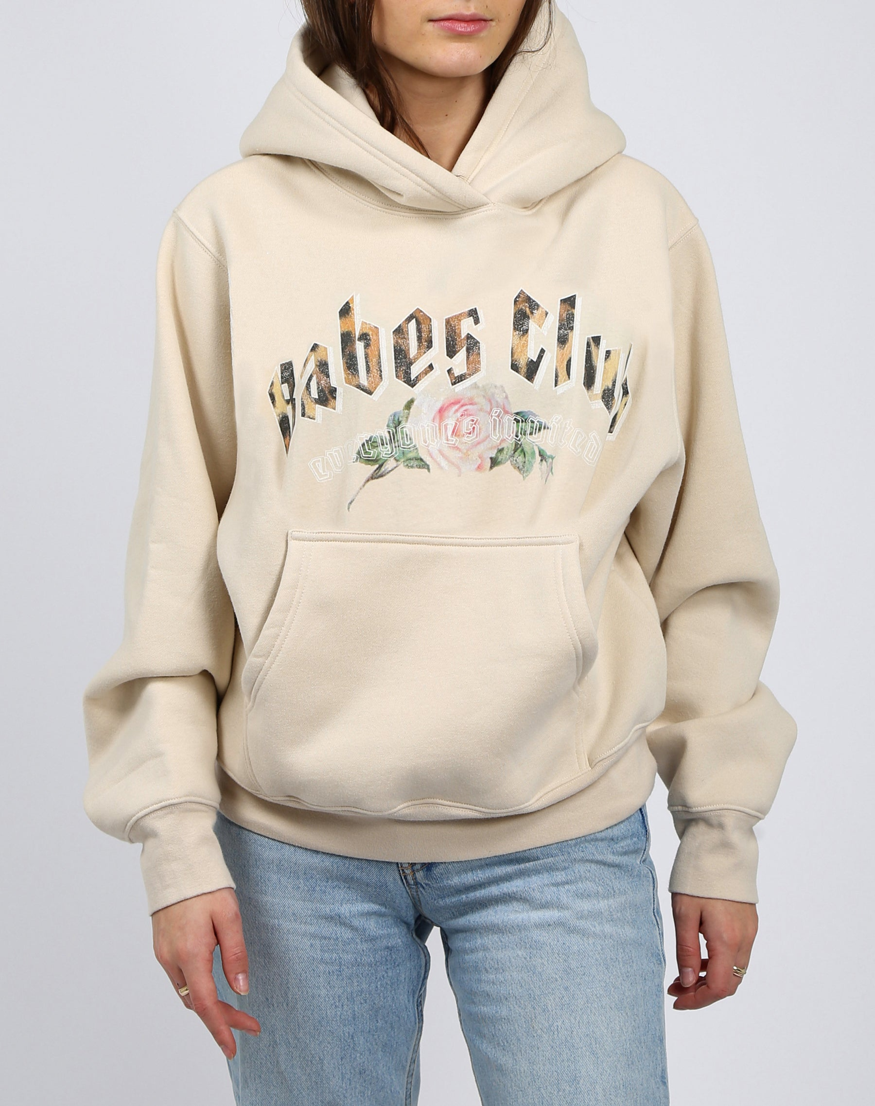 "The ""BABES CLUB"" Best Friend Hoodie 
