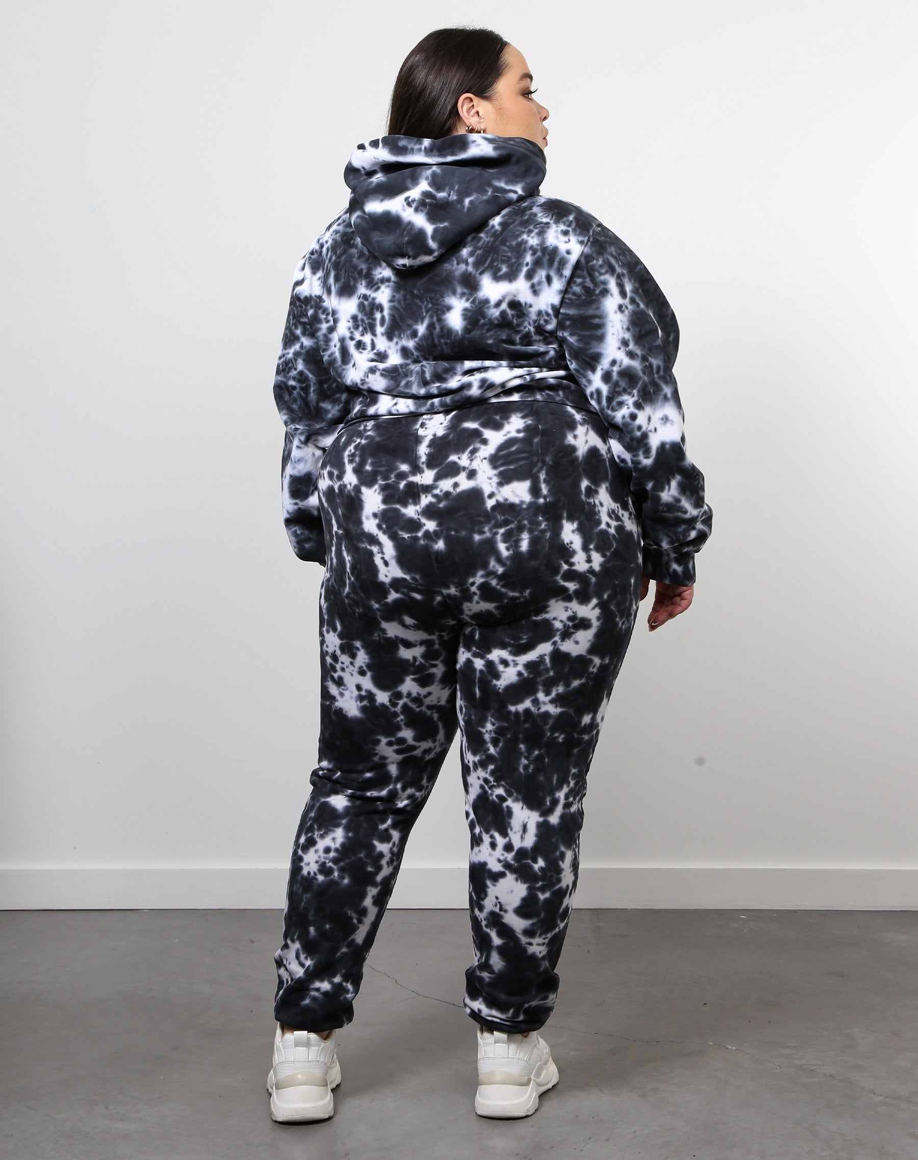 "The ""MARBLE TIE DYE"" Best Friend Jogger 