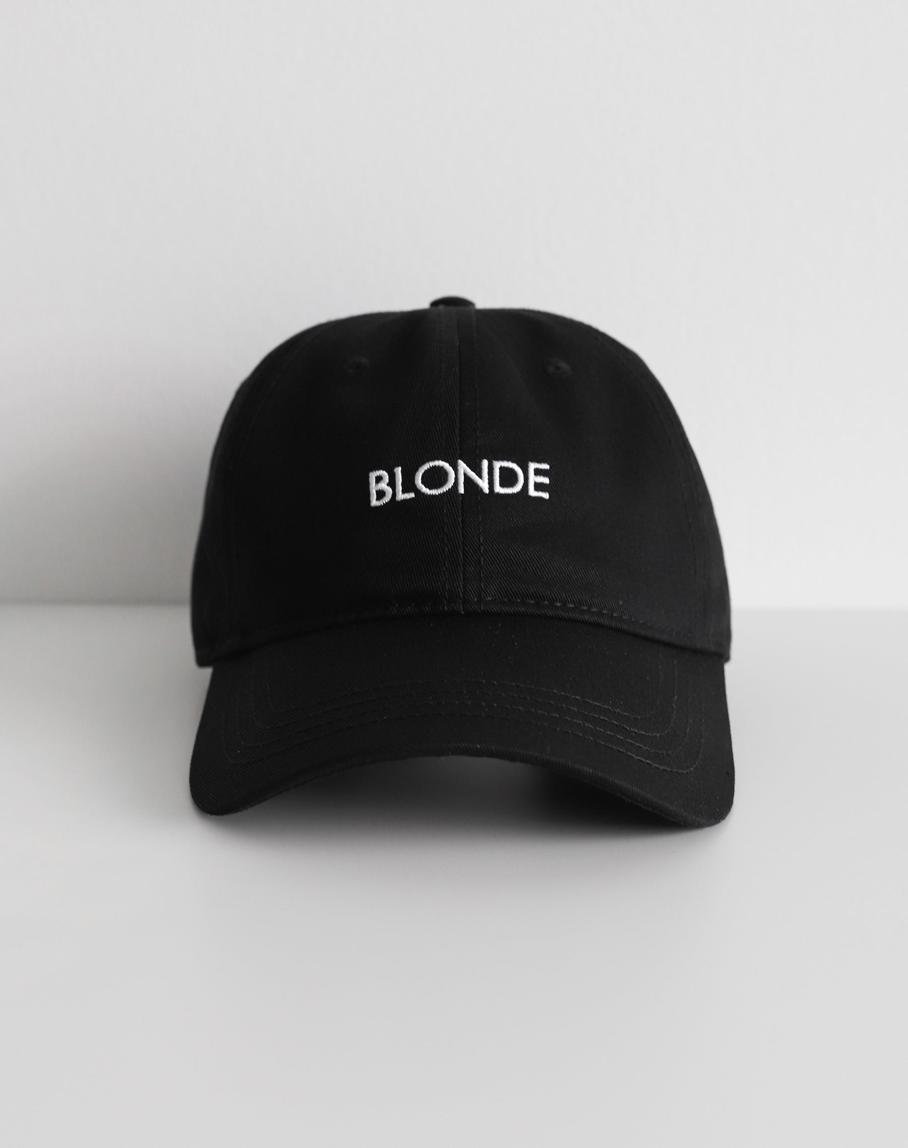 "The ""BLONDE"" Baseball Cap"