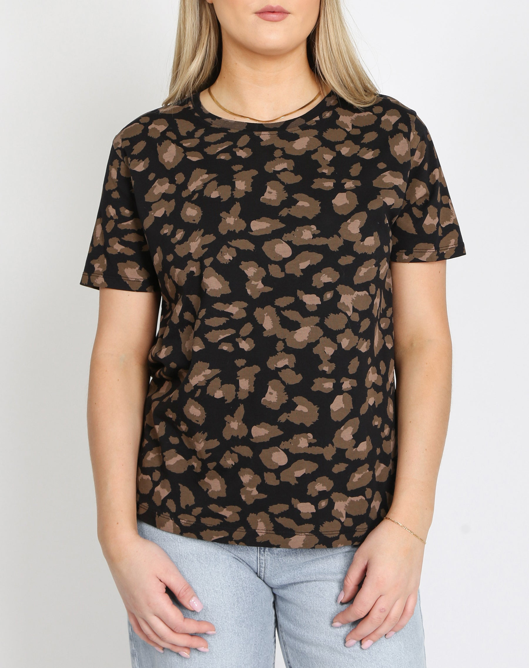 "The ""LEOPARD"" Classic Tee 