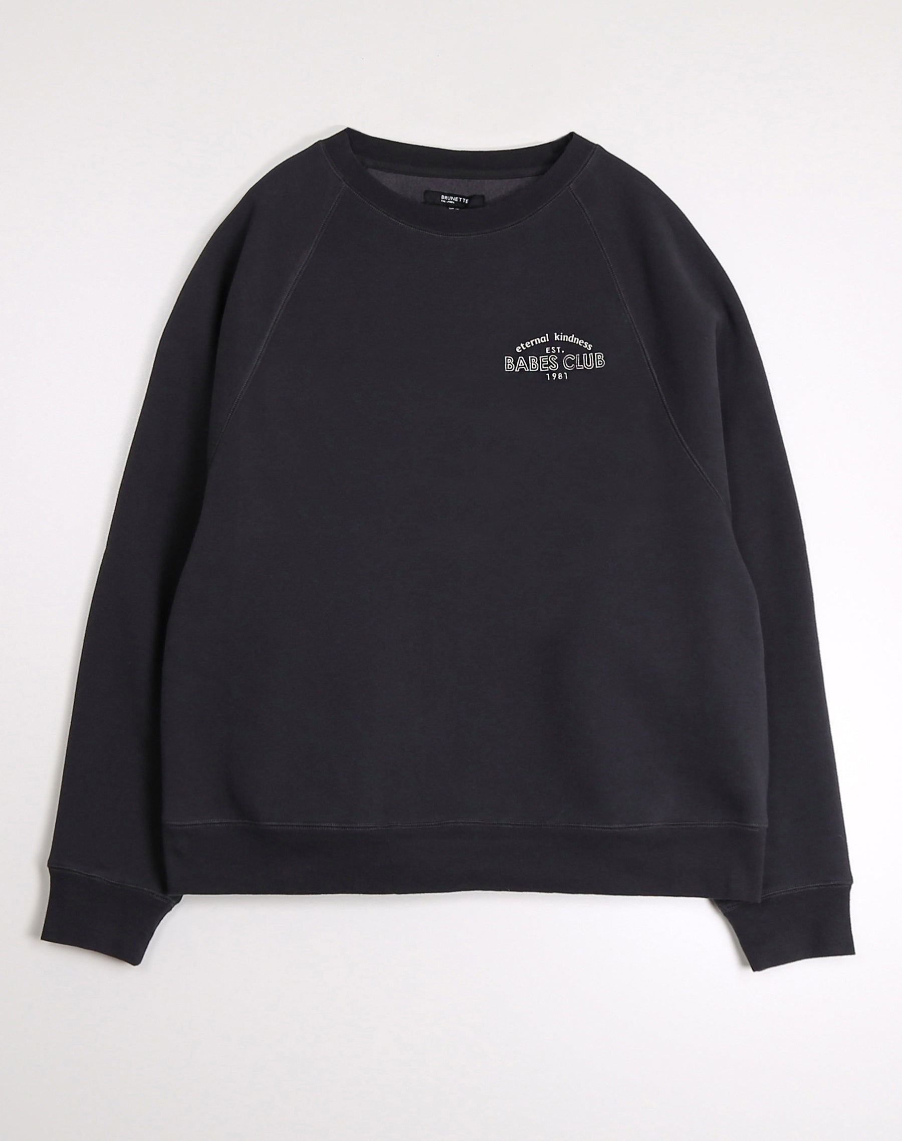 "The ""ETERNAL KINDNESS"" Not Your Boyfriend's Crew Neck Sweatshirt 