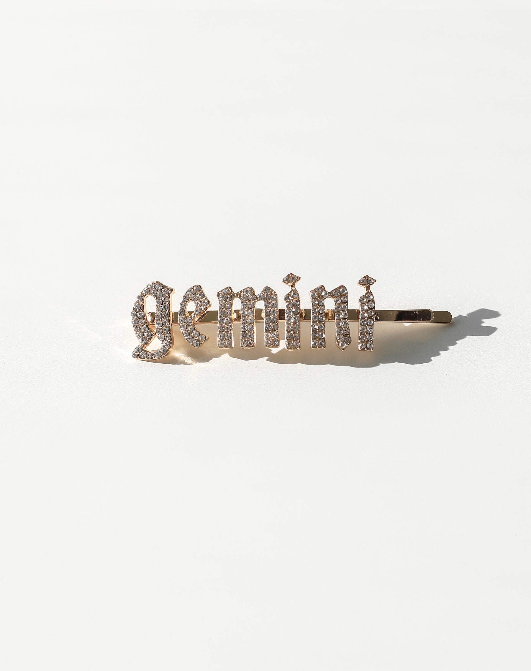 This is photo of an Gemini Hair Clip by Brunette The Label