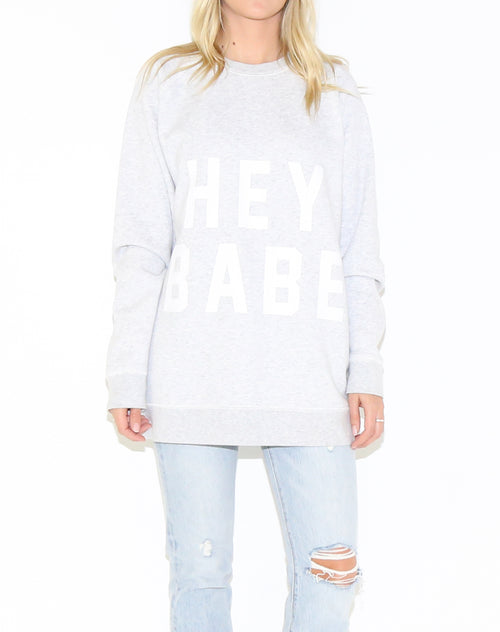 "The ""HEY BABE"" Big Sister Crew 