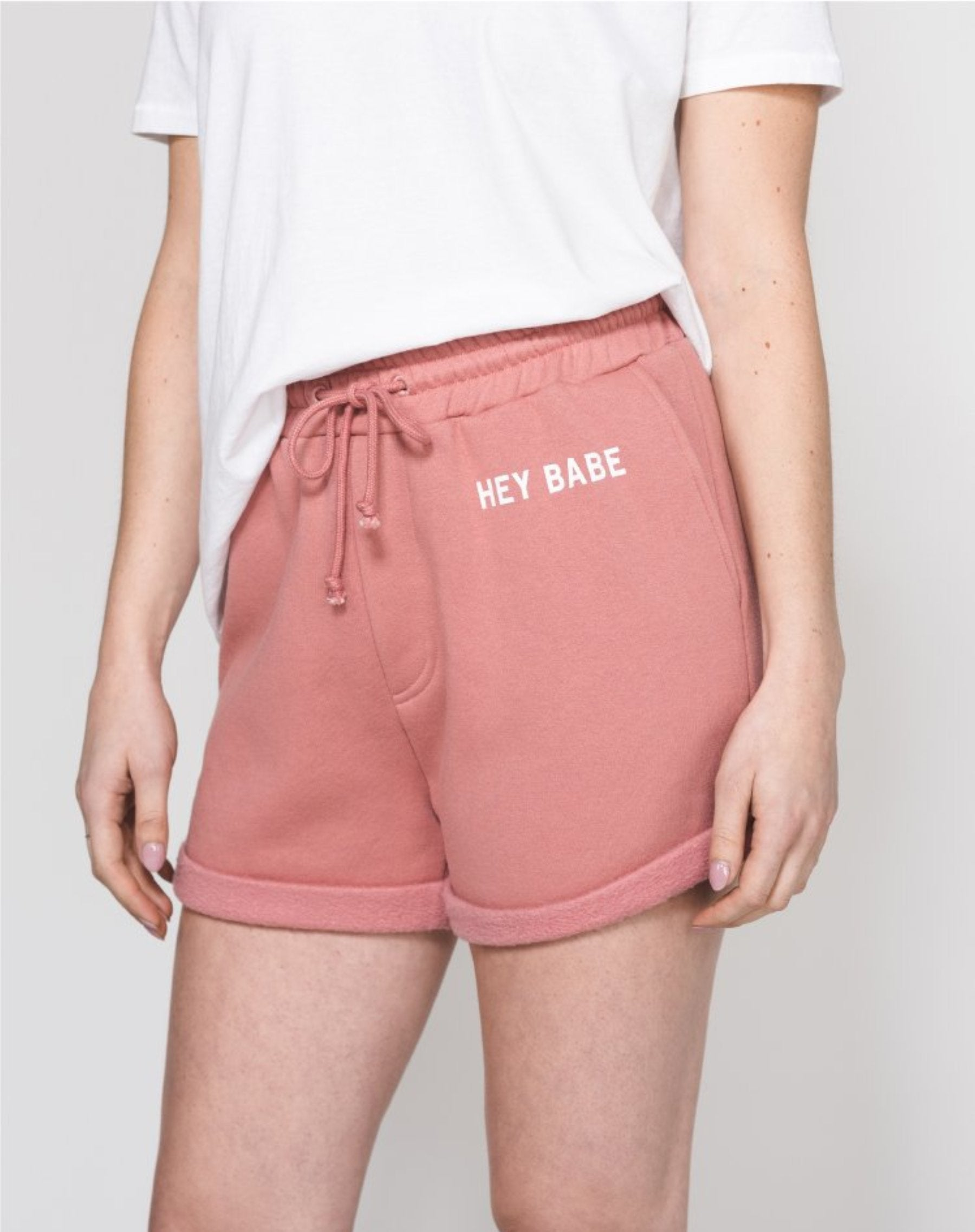 "The ""HEY BABE"" Shorts 
