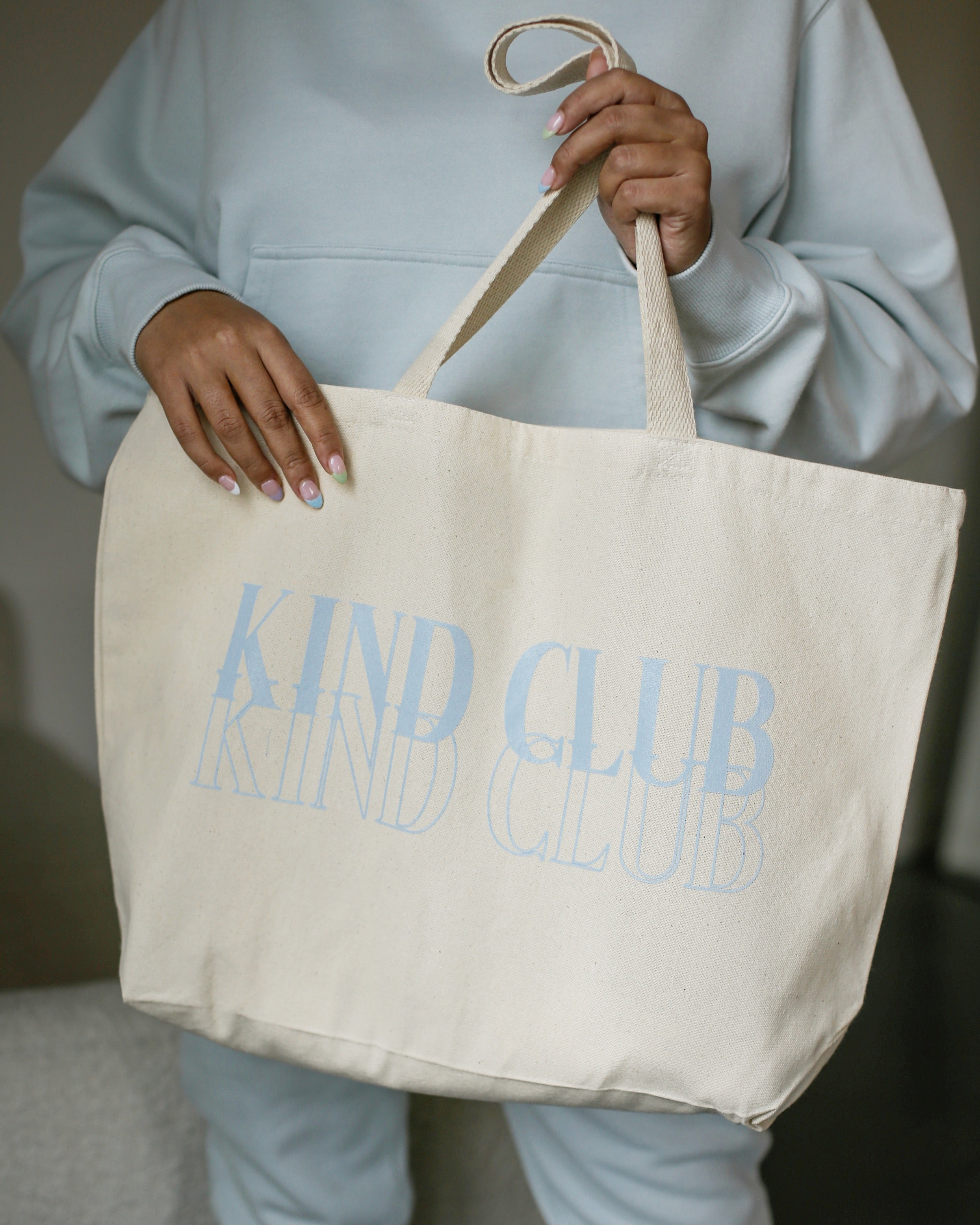 "The ""KIND CLUB"" Tote Bag 