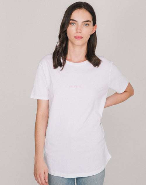 "The ""Brunette"" Mini Graphic Tee 