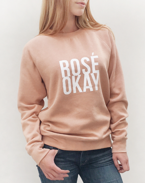 *ROSE OKAY Crew | NUDE