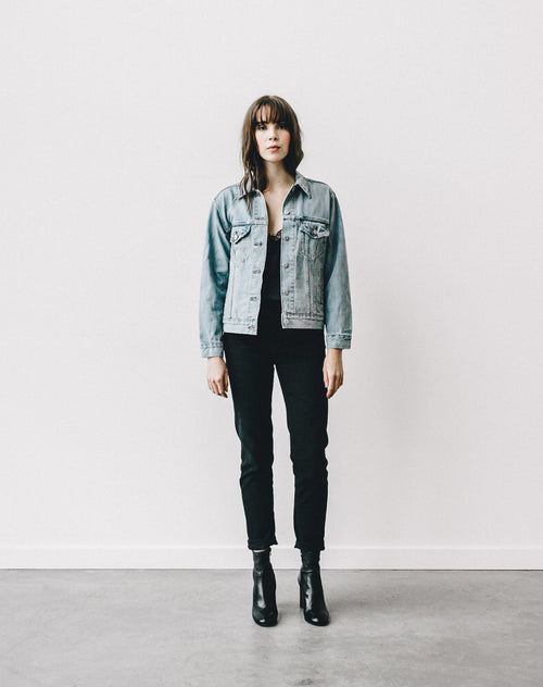 "The Light ""Rocker"" Denim Jacket 