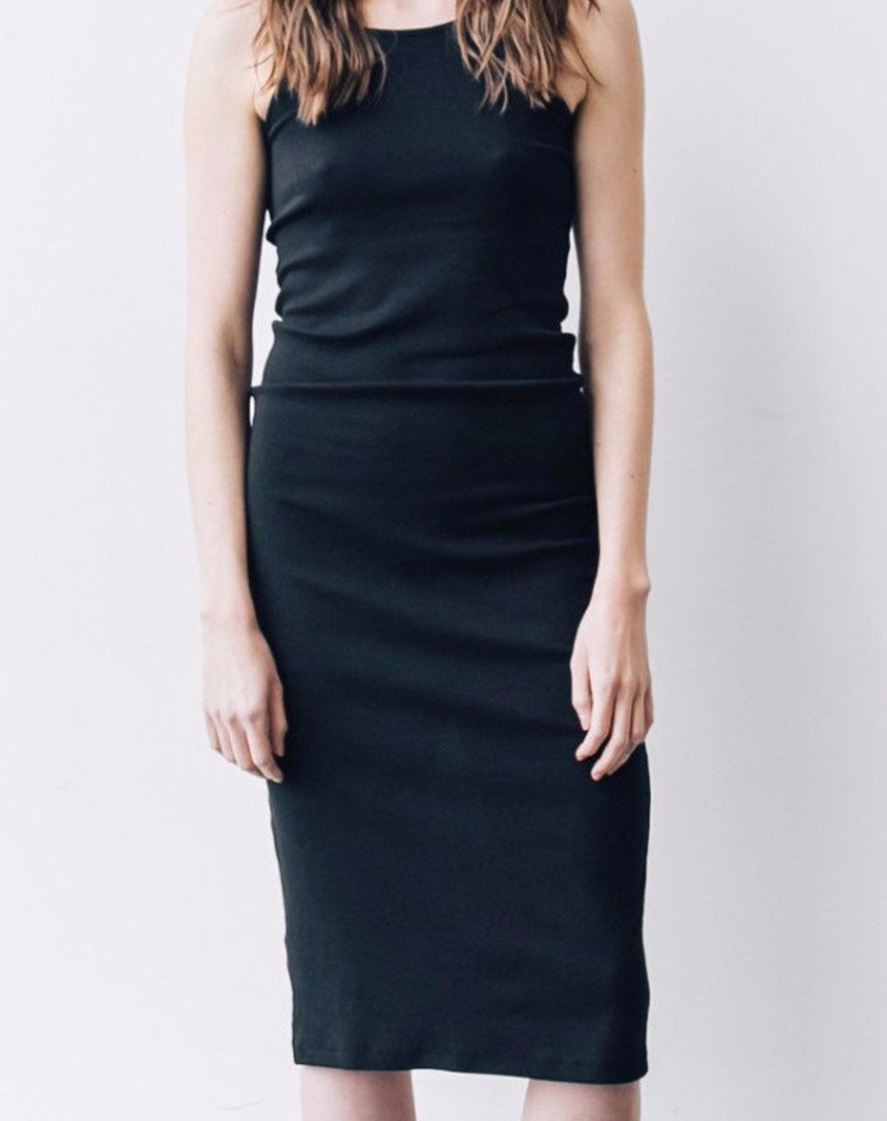 "The ""Elle"" Dress in Black"