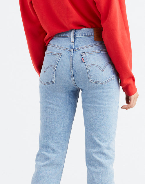 "The ""DIBS"" Wedgie Straight Jeans 