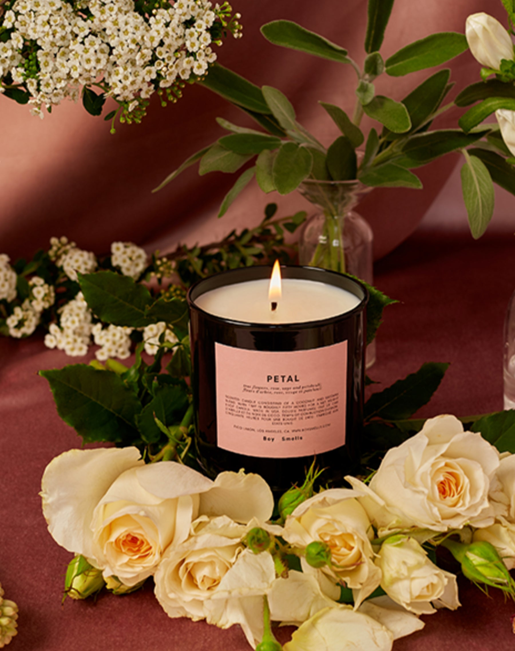 "The ""PETAL"" Candle 