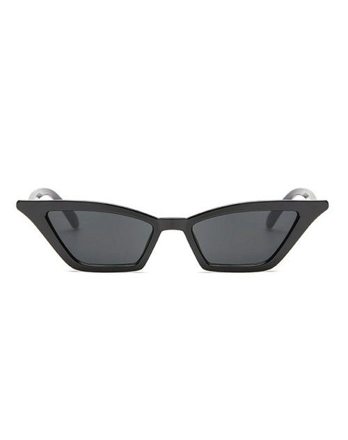 Photo of the Winnie 2 sunglasses in black by Shady Lady Eyewear.