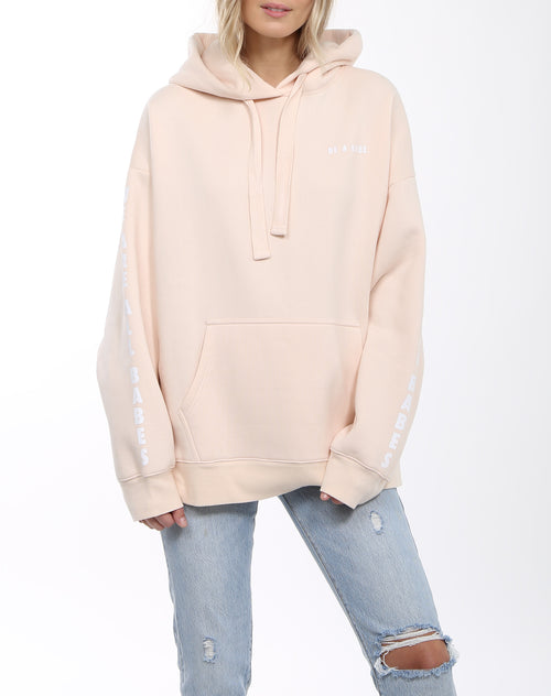 "The ""BE A BABE"" Big Sister Hoodie 