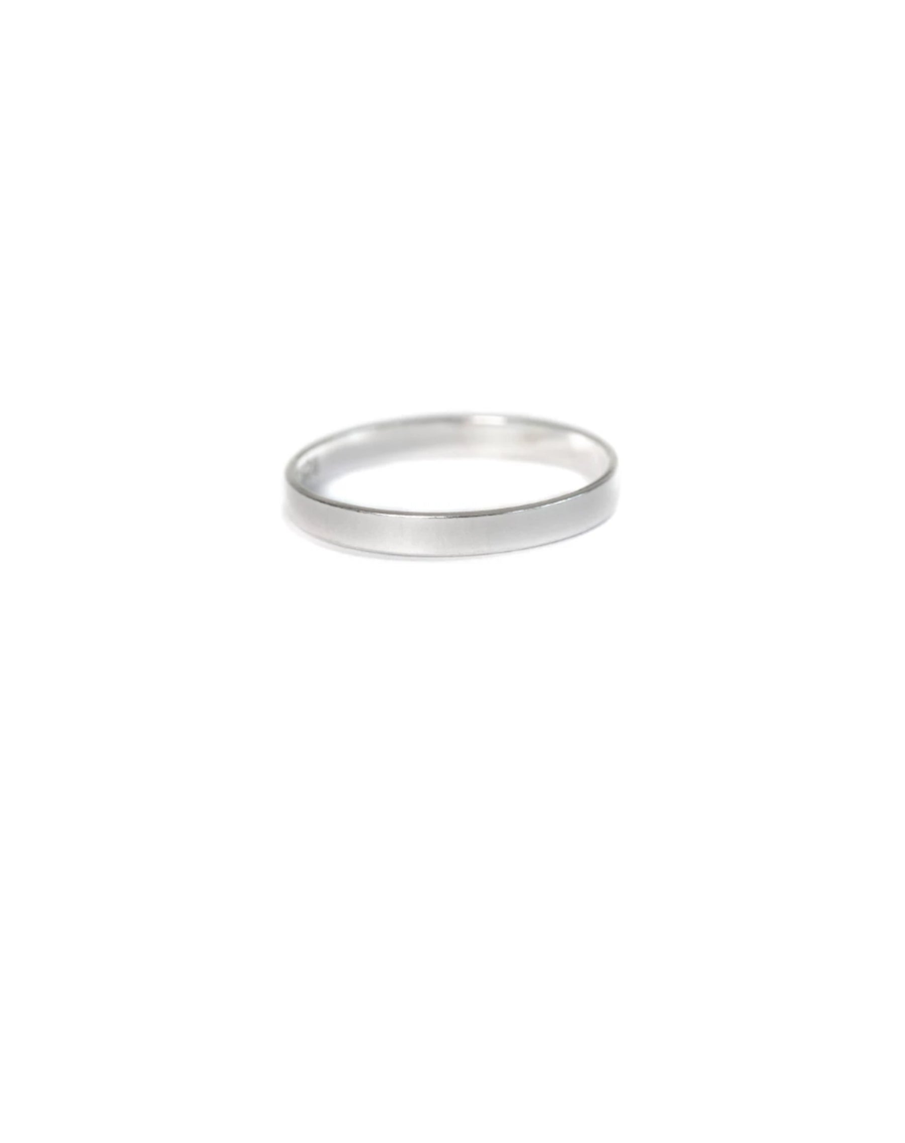 Image of the Clarence ring in silver by Lisbeth.