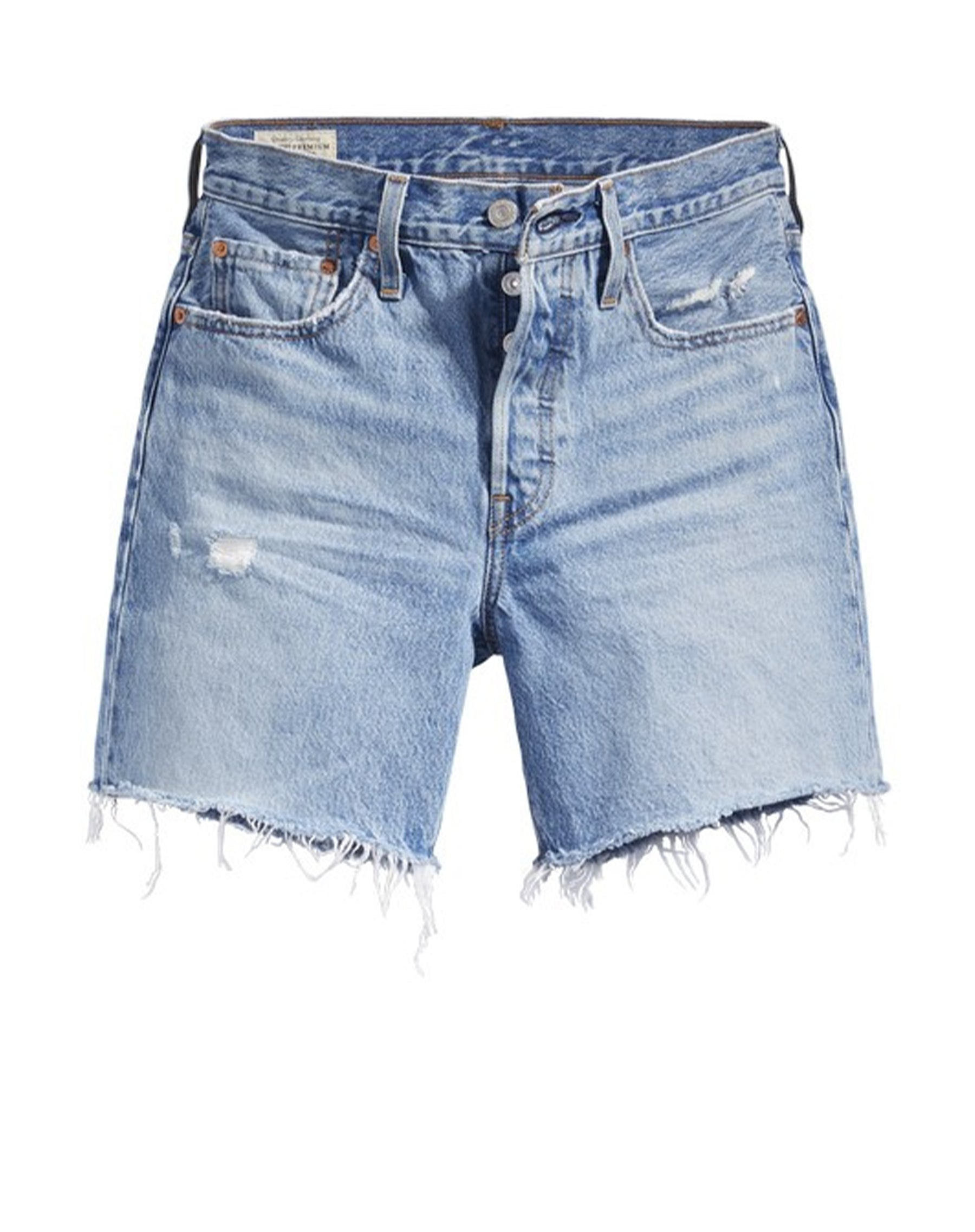 "The ""LUXOUR STREET"" 501 Mid Thigh Shorts 