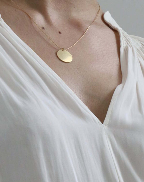 "The ""AMELIA"" Pendant Necklace 