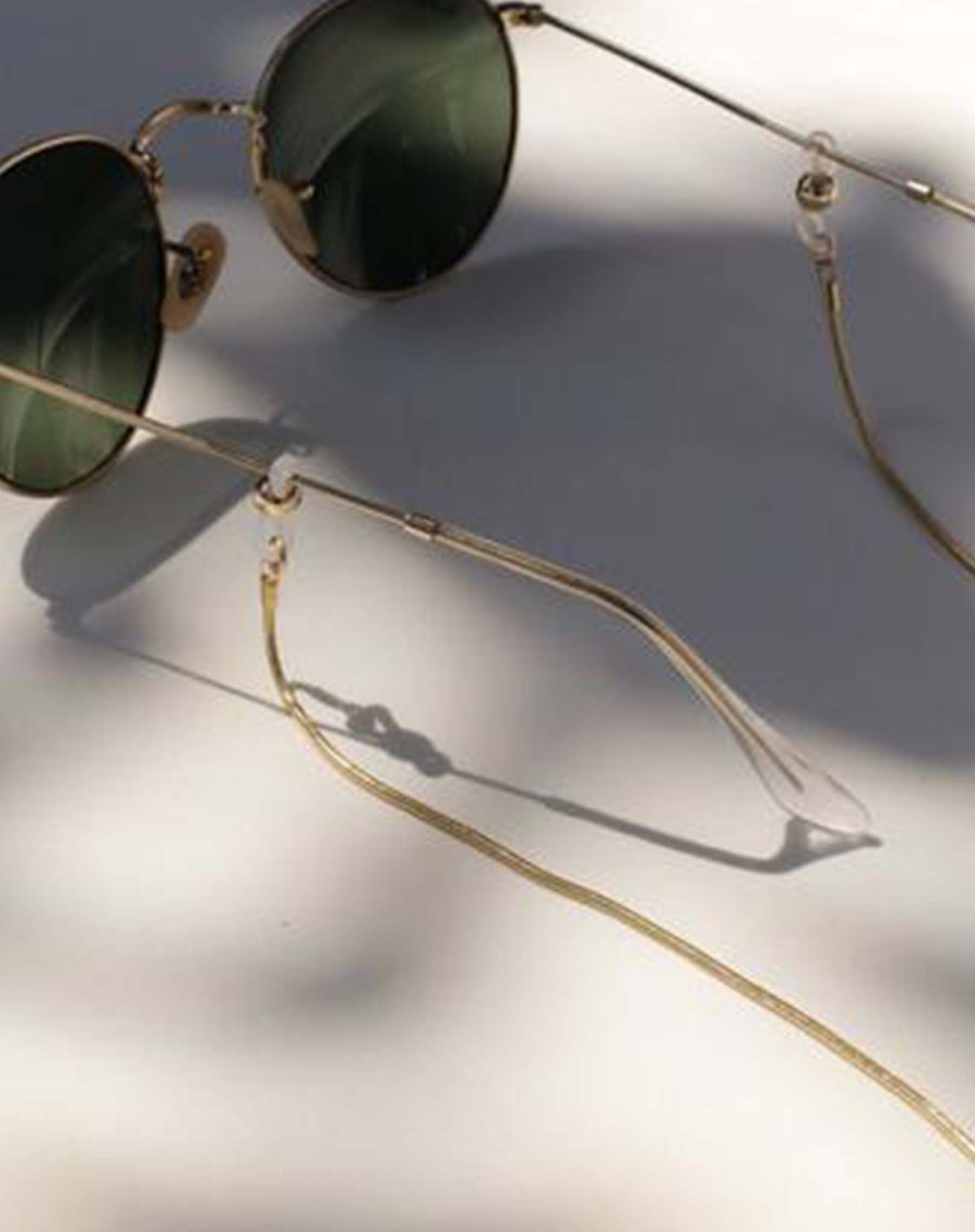 "The ""BOX CHAIN"" Sunglasses Chain 