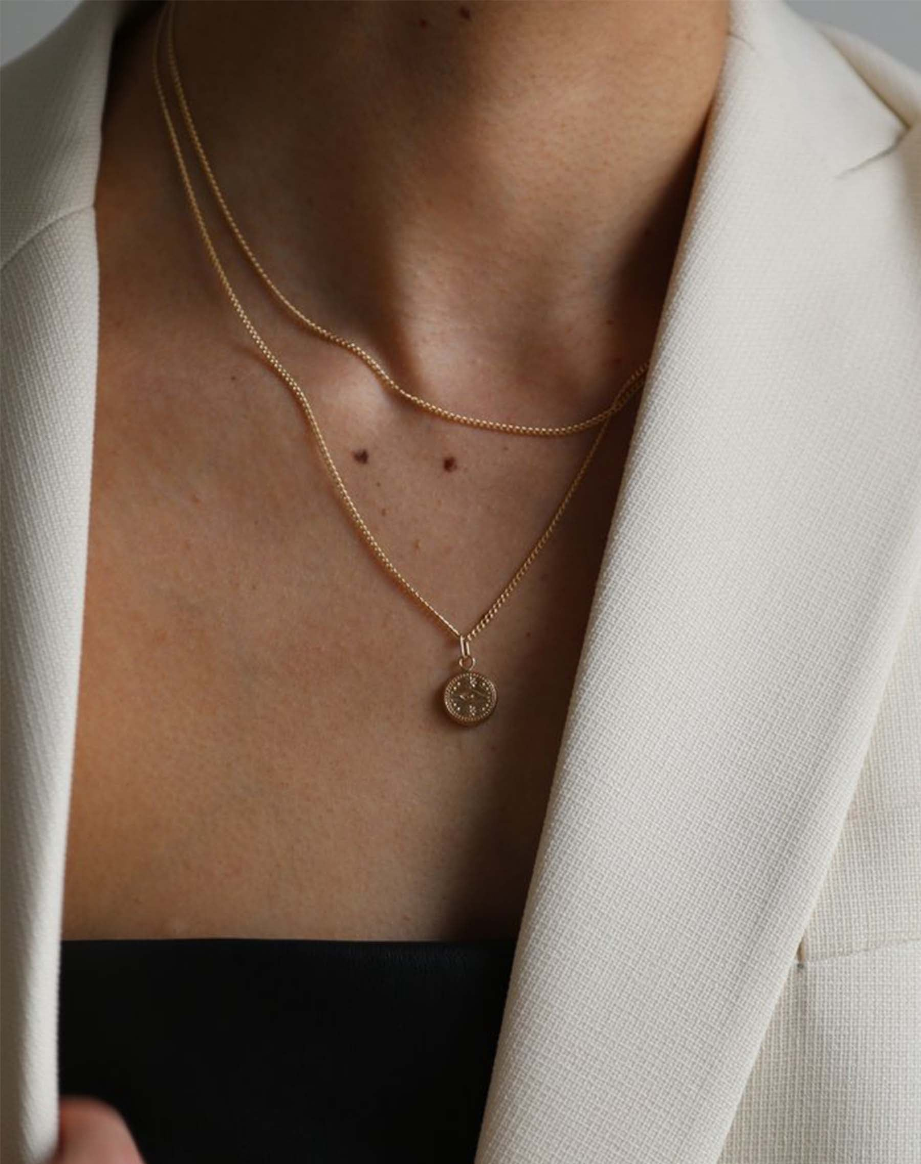 "The ""CODEN"" Evil Eye Necklace 