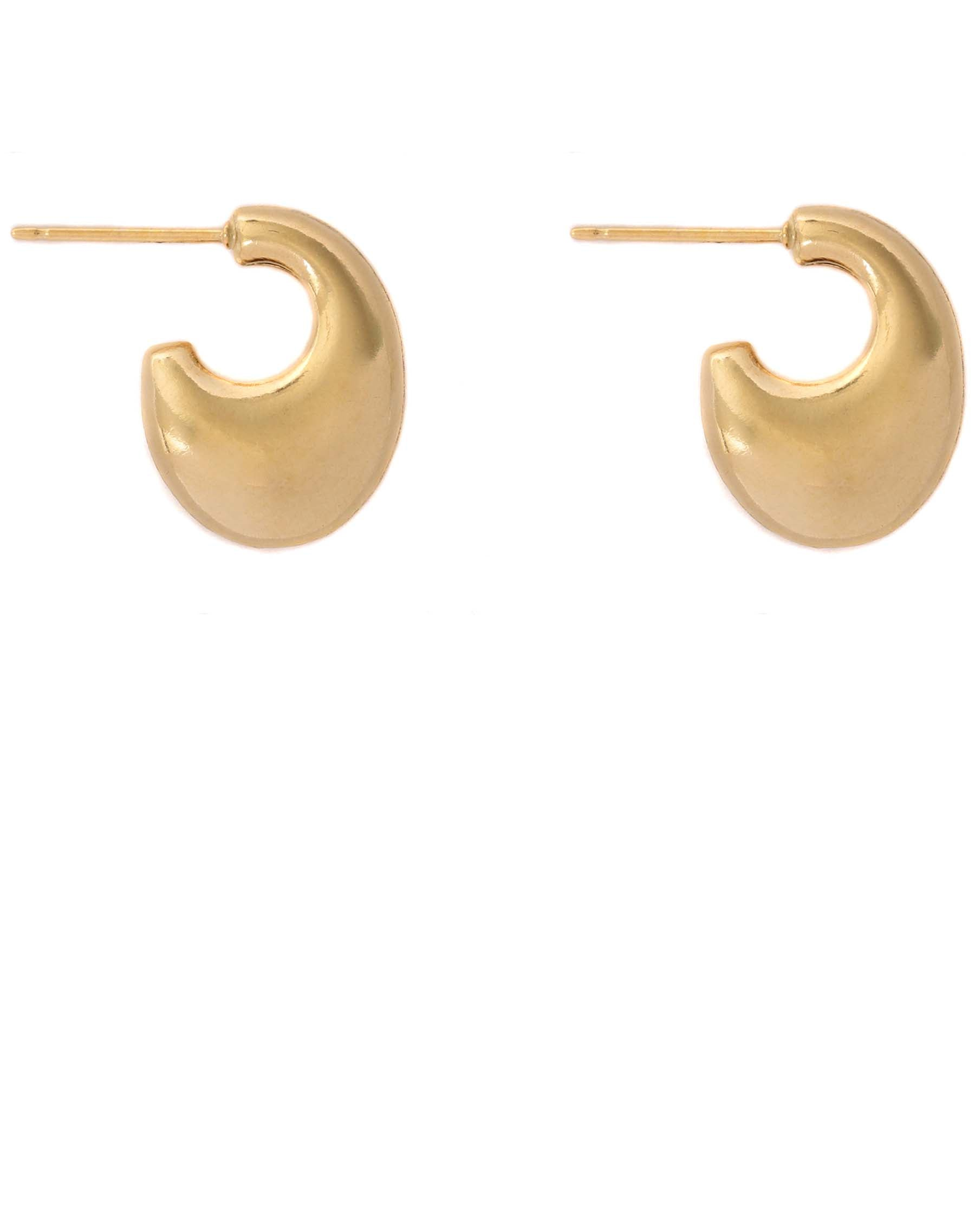 "The ""JOSEPHINE"" Puff Studs 