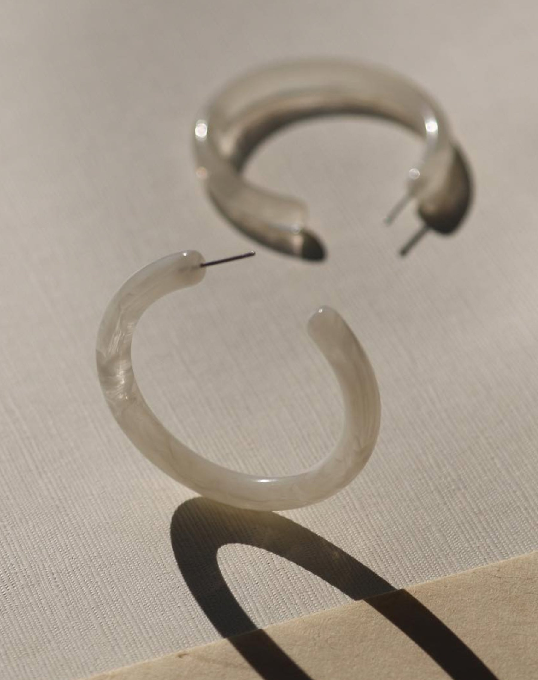"The ""JEANNE"" Hoops 