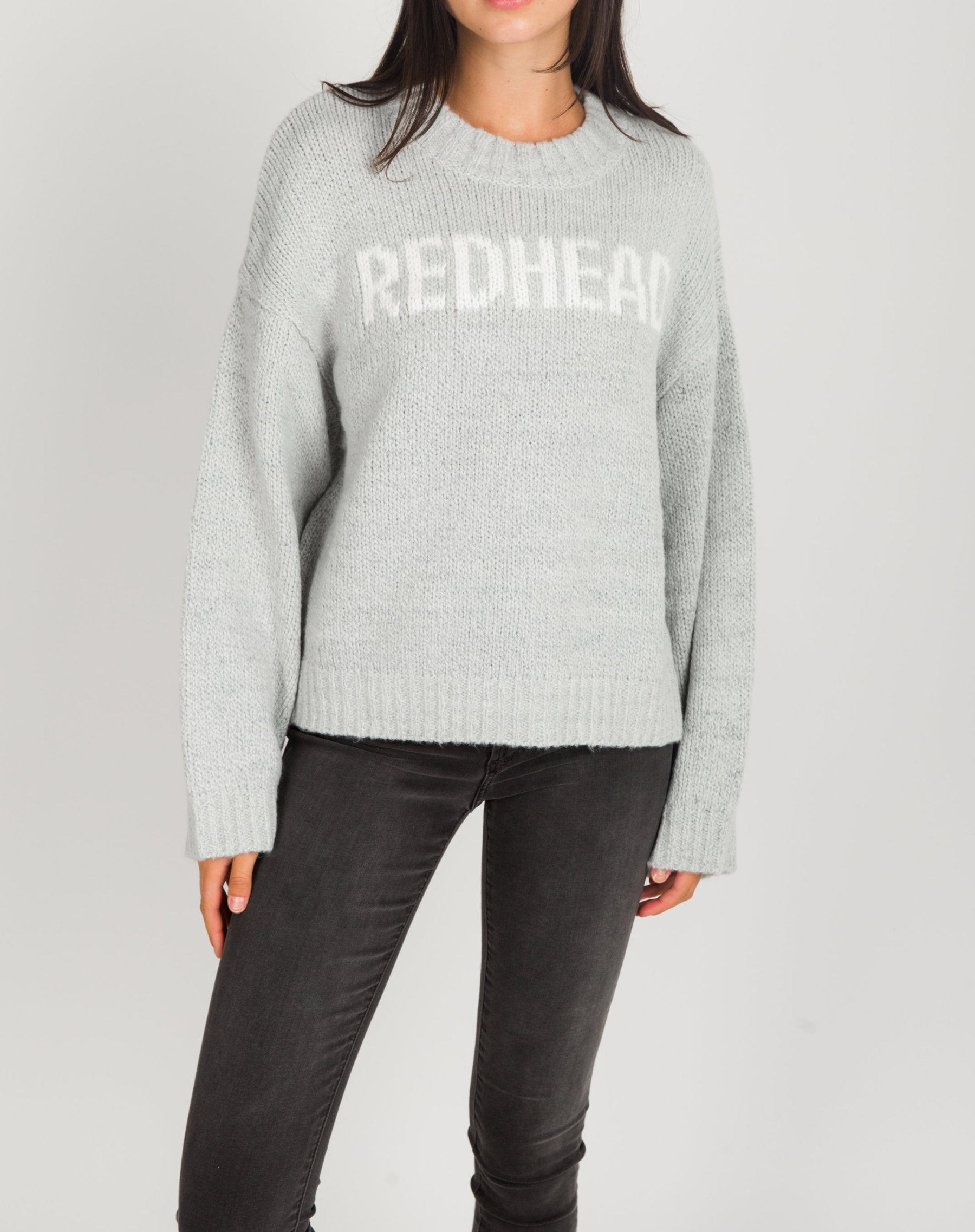 "The ""REDHEAD"" Knit Sweater 