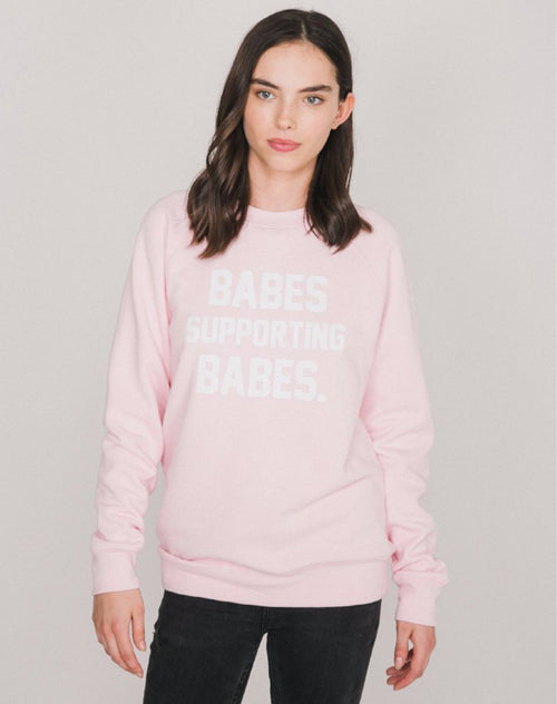 "The ""Babes Supporting Babes"" Crew 
