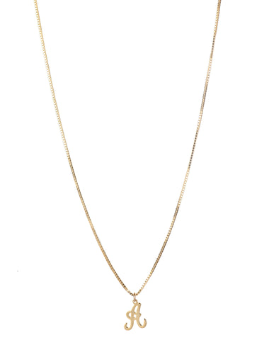 "The ""AMELIE"" Necklace in Gold 