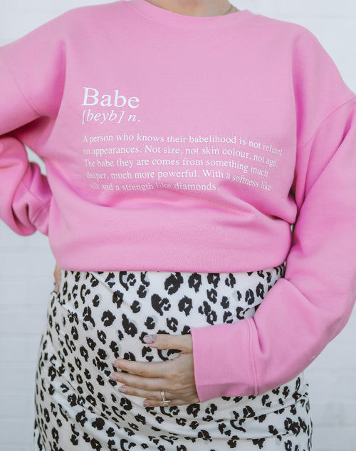 "The ""DEFINITION OF A BABE"" Step Sister Crew 