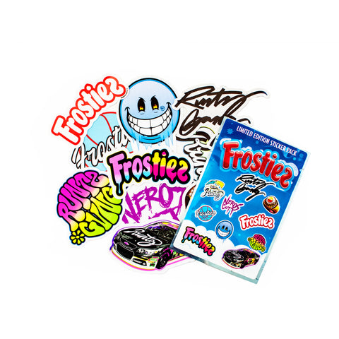 Frostiez Sticker Pack