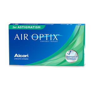 Lentes de contacto Air Optix Torico