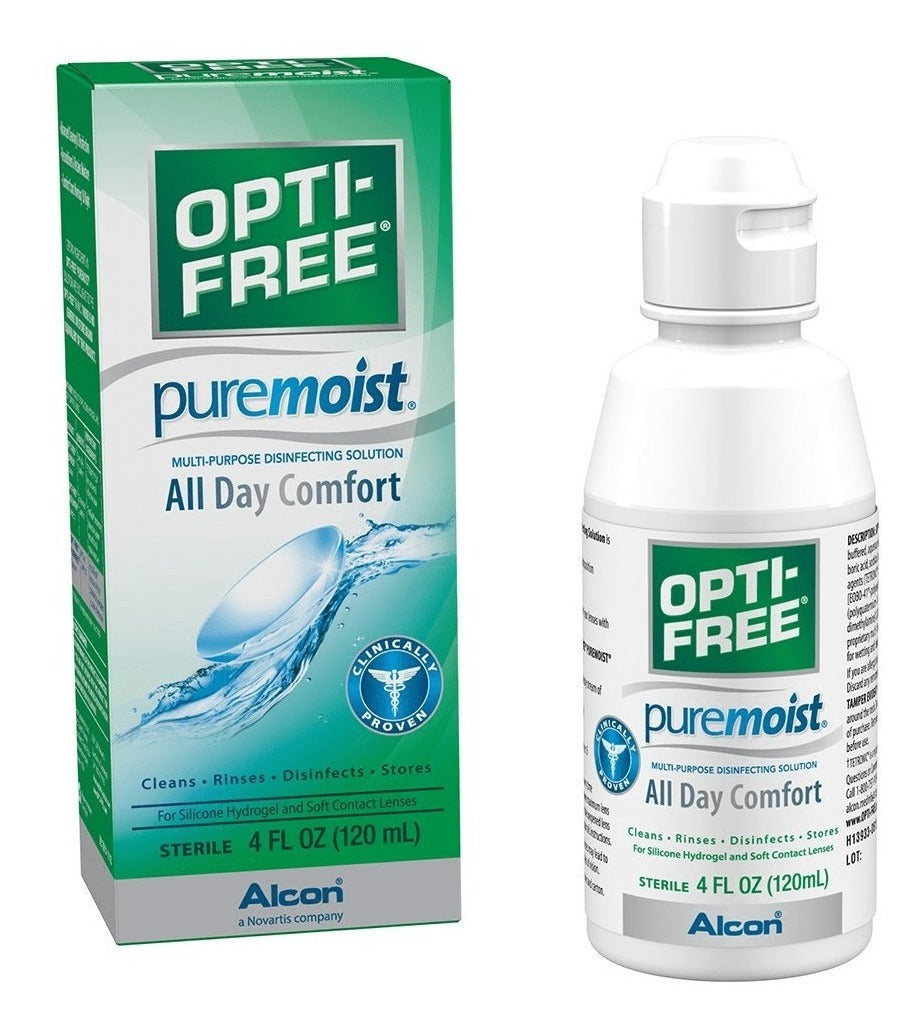 Opti-Free puremoist 120ml