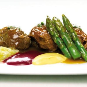 Port Wine Iberico Pork Cheeks (Carillera al Oporto)
