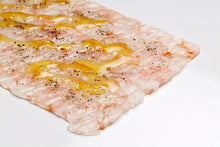 Load image into Gallery viewer, White Prawn Carpaccio