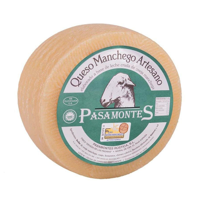 Pasamontes Manchego Cured Cheese