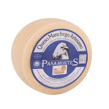 Load image into Gallery viewer, Pasamontes Manchego Cheese Semi