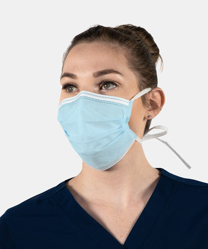 Level 3 Face Mask (With Ties) ($1.70/unit)