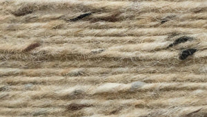 Buncrana Donegal Aran Tweed (a very light brown/cream natural tweed)