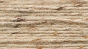 Ballybofey Aran Tweed (a warm natural cream tweed)