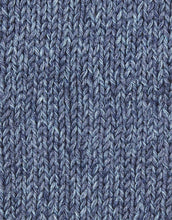 Load image into Gallery viewer, 181 Indigo Denim knitted sample
