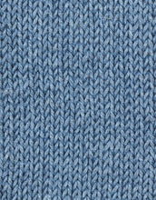 Load image into Gallery viewer, 73 Raw Denim knitted sample