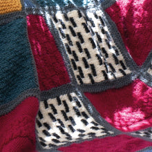 Load image into Gallery viewer, WYS Re:treat Emeline Blanket Kit (Knitted)